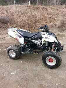 Polaris predator 500,5spd,rev, tld edition