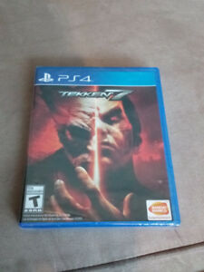Tekken 7 PS4 still in packaging