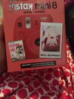 Instax Mini 8 NEVER BEEN OPENED