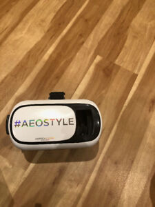 Mobile Phone Virtual Reality Headset