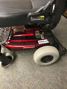Shoprider Power Chair For SALE: Like New