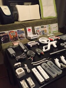 Wii Console & Balance Board, Accessories, Games, Bags London Ontario image 2
