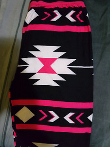 Leggings by du north designs size 8-20