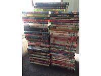 Massive bundle of dvds