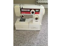 Riccar mini sewing machine vintage