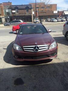 Mercedes C350 4 matic A1 mecanic 1 Year Dealer Guarentee