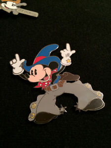 DIsney Trading Pin Collection Rare & Retired Cowboy Mickey Set Cambridge Kitchener Area image 9