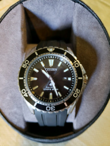 Brand New Citizen Men's 'Eco-Drive' Diving Watch