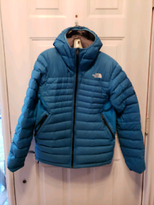 Mens North Face Saiku Steep Series 700 down jacket