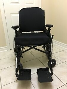Gently used Invacare Wheelchair