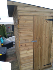 Garden bars made to your specification
