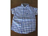 Boys shirts x 2 age 1.5 to 2 years