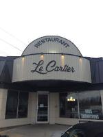 SERVEUSE pour restaurant à Laval!