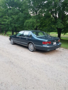 1995 Caprice Classic only 145km