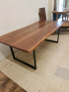 15% off Live edge tables, coffee tables, sofa tables