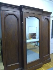 Heeeeeeeuge Antique Wardrobe
