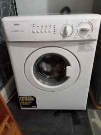 3kg zanussi washing machine fully working