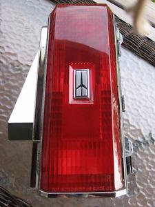 Cutlass (gbody) Taillight