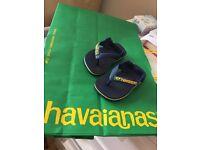 Baby havaianas