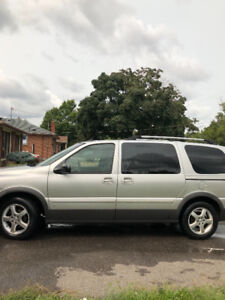 2008 Pontiac Montana extended no rust runs like new very clean