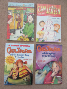 Cam Jansen Chapter Books