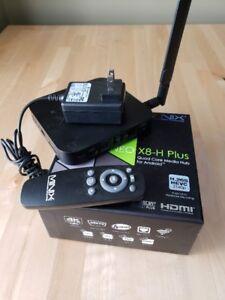 Minix X8-H Plus Media Player