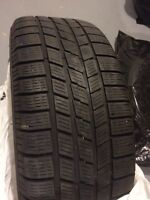 Winter tires great condition 225/45/17