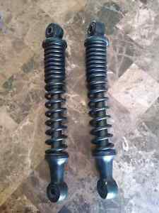 Honda Z50 rear shocks