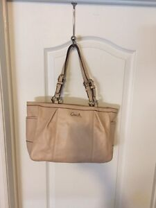 Brand new leather Coach purse