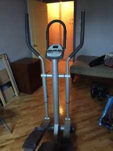 Exerciseur Eliptique - Crosstrainer TUNTURI
