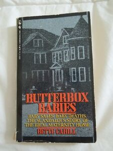 BUTTERBOX  BABIES  by Bette Cahill