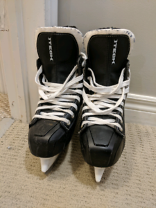 Boys' itech ice skates