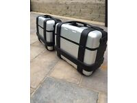 GIVI TOP BOX AND PANNIERS