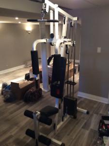 Universal Gym Station