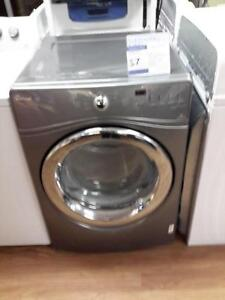 *** USED *** WHIRLPOOL 7.4 CU. FT. DUET FL DRYER   S/N:M34703987   #STORE548