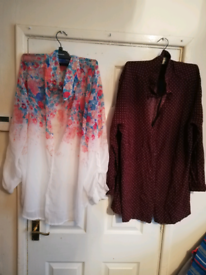 Ladies clothes size 26/28