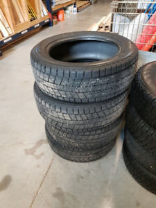 Dunlop winter max tires for sale.