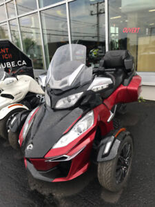 2015 can am spyder RT-S special series