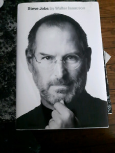 Steve Jobs Book By Walter Isaacson 1st Edition Hardcover