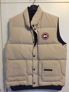 Canada Goose' Freestyle Vest in Navy - size L (also in XL)