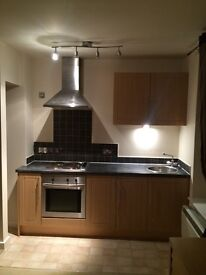 One bedroom appartment, city centre location (furnished)