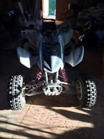 2008 TRX 450R Price Reduced!