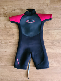 Childrens wetsuit age 9-10