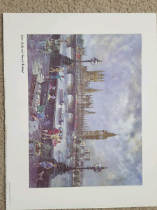 "Picture ""London - Big Ben and Houses of Parliament """