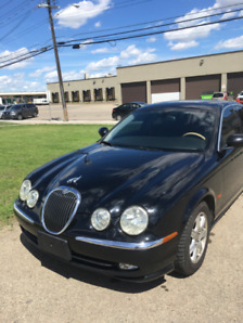 Below Book Value 2004 Jaguar S Type In Almost Perfect Condition