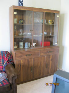 Dining Hutch / Display Cabinet