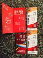 FIFA Finals July 5th Best Seats In The House $500