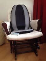 Rocking chair & Massager - BOTH good condition! PICK UP ONLY!