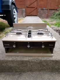 Caravan/Motorhome/Camping As new flavel gas stove with grill