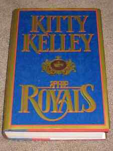 The Royals Book - Kitty Kelley